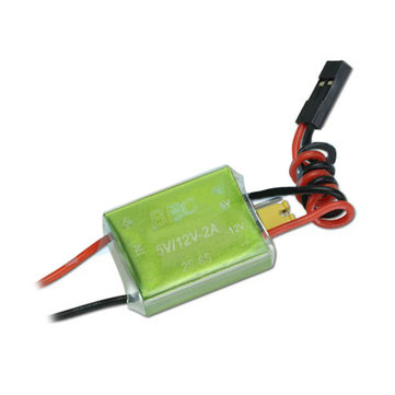 Tarot TL2065 2-6S UBEC 12V 5V Switchable Dual BEC Power Module for RC Multi Rotor Drone FPV Racing