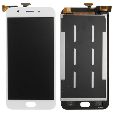 LCD Display+Touch Screen Digitizer Assembly Replacement With Tools For Oppo F1S 5.5