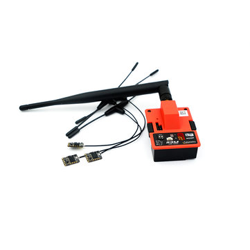 FrSky R9M 900MHz Long Range Transmitter Module & 3X R9 MM 4/16CH Receiver with R9MM T Antenna Combo