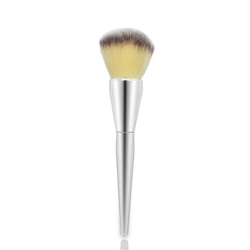 LuckyFine Single Loose Powder Makeup Brush Foundation Contour Fiber Cosmetic Tool