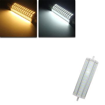 R7S LED หลอดไฟ 189 มม. 14 วัตต์ LED SMD 2835 72 LED หลอดไฟ LED ข้าวโพดสีขาวอบอุ่นขาว AC85-265V