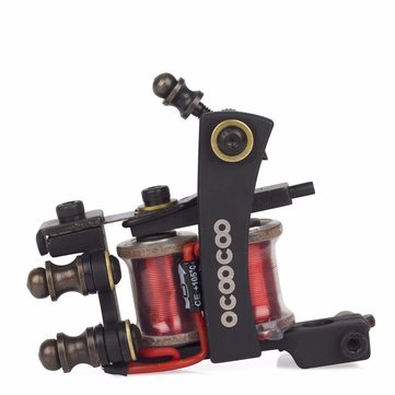 OCOOCOO ST500 Japan OFC High End Warps Coils Master Shader Tattoo Machine High Performance