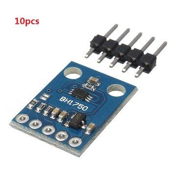 10pcs BH1750FVI Digital Light Intensity Sensor Module For AVR Arduino 3V-5V