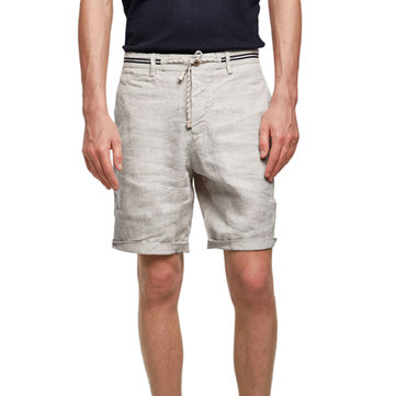 Men's Casual Breathable Bermuda Shorts