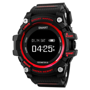 T1 Waterproof IP68 Heart Rate Monitor Pedometer Bluetooth Sport SmartWatch For iphone Samsung Xiaomi