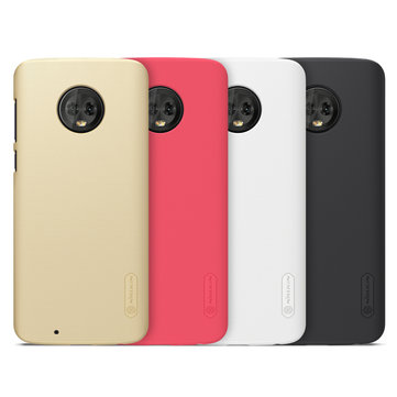 NILLKIN Frosted Shield PC Hard Back Protective Case For Motorola MOTO G6