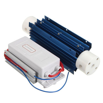 220V 5G/H Water Disinfection Treatment Suite Ozone Generator Quartz Tube