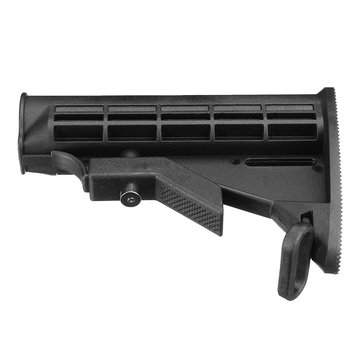 Nylon Buttstock For JM Gen9 M4A1 J9/LeHui Kriss Vector V2 Gel Ball Blasting Replacement Accessories