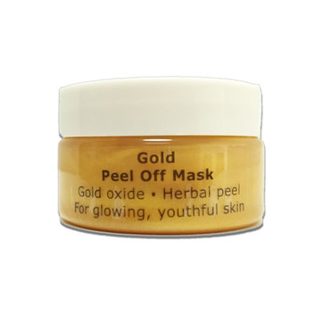 24K Active Gold Peel Mask Powder Blackhead Remeval Skin Care Facial Mask