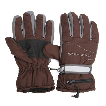 Battery Rechargeable Heated Winter Gloves For WARMSPACE