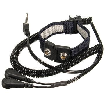Anti Static ESD Adjustable Wrist Straps Heel Electronic Discharge Wristband