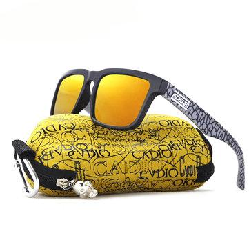 KDEAM KD901P-C13 Polarized Sunglasses Men Women UV400 Sun Glasses for Outdoor Golf Running Driving Fishing