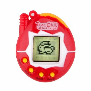 Tamagochi Bichinho Virtual Electronic Pet Handheld Game Console Mascota Virtual Pets Digital Animal Cyber