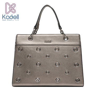 Kadell Ring Design Handbags Tote Bags Ladies Vintage Shoulder Bags Crossbody Bags