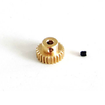 Feiyue Upgraded FY-03 1/16 Brushless Pinion Gear 26T 3.175mm 3.2mm Motor Gear For 2838 Brushless Motor