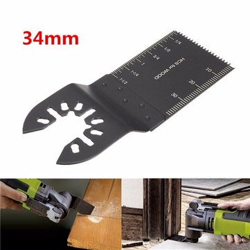 34mm High Carbon Steel Saw Blade for Oscillating Multitool