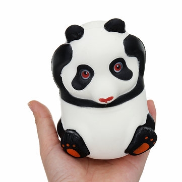 Panda Squishy 12*6*6CM Animal Slow Rising Soft Toy Gift Collection