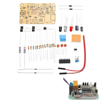5pcs DIY IR Infrared Sensor Switch Kits Infrared Proximity Switch Circuit Board Electronic Training Kits