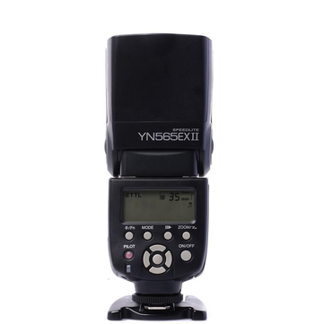 Yongnuo YN565EX II YN-565EX II ETTL Flash Speedlite Speedlight for Canon