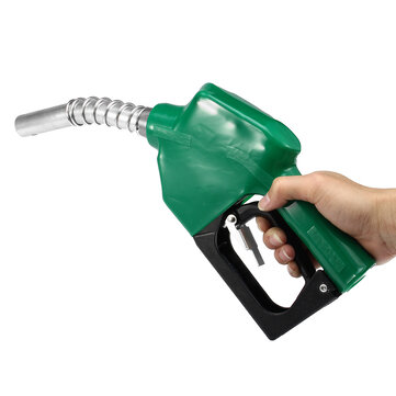 Handheld Fuel Nozzle Automatic Refuelling Nozzle Diesel Oil Petrol Dispensing Transfer Tools