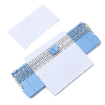 26.5×8×1cm A4/A5 Portable Paper Trimmer Photo Cutter for Cutting Printer Paper Photo Paper