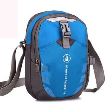 Men Women Crossbody Bag Light Weight Outdoor Sport Casual Shoulder Bag