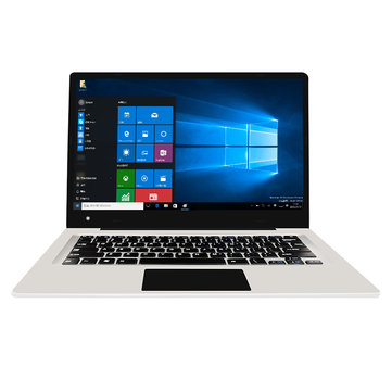 Jumper EZBOOK 3S 14.1 Inch Laptop Windows 10 Intel Apollo Lake N3450 6GB RAM 256GB SSD Storage 1080P
