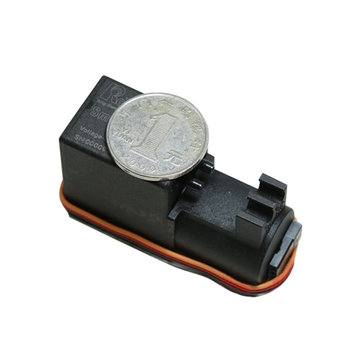 RCEXL Mini Smoke Smoking Pump with Adjustable Flow for RC Airplane