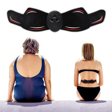 KALOAD EMS Abdominal Waist Arm Leg Muscle Trainer Sport Fitness Body Exercise Stimulator