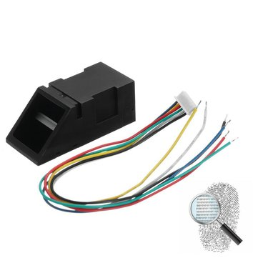 Fingerprint Reader Identification Module Fingerprint Lock Optical Strip Sensing for Arduino Fingerprint Development