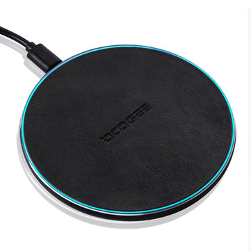 Doogee 10W Qi Fast Wireless Charger Charging Pad For DOOGEE S60 S9 Note 9 XS Max XR Xiaomi Mix 3