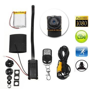 1080P DVR MINI DIY Module Camera Camcorder Waterproof with Remote Control