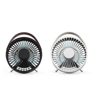 5.5 Inch USB Charge Fan Portable Summer Cooling For Desktop Notebook Laptop