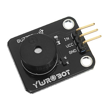 Active Buzzer Module 5V Digital Level Electronic Building Blocks For Arduino
