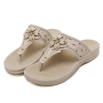 Women Soft Casual Wedge Sandals