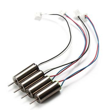 4X Chaoli ХЛ-615 модернизированы 6x15mm 59000 оборотов в минуту тигельные двигатель для FPV гонщик лезвия inductrix крошечное возглас