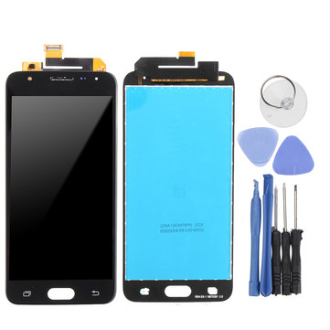LCD Display+Touch Screen Digitizer Replacement With Repair Tools For Samsung Galaxy j5 Prime G570