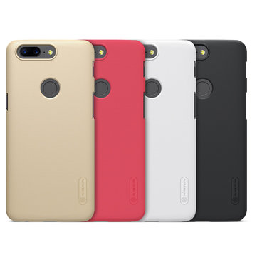 NILLKIN Frosted Shield PC Hard Back Protective Case For OnePlus 5T