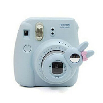 US$4.86 Close Lens Self Portrait Mirror Fujifilm Instax Mini 8 7S Instant Film Camera Lovely Rabbit Photography & Camera Acc from Electronics on banggood.com