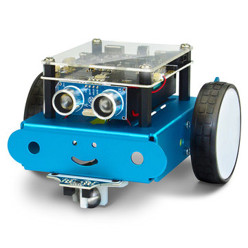 XKBot Educational Smart Robot Car Kit APP Control Programming Obstacle Avoidance Line-tracking