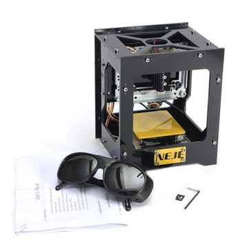 NEJE 300MW DIY USB Laser Engraver Machine Laser Printer Mini Laser Engraving Machine