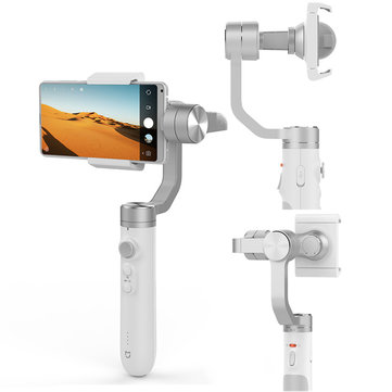 25% OFF for Xiaomi Mijia SJYT01FM 3 Axis Handheld Gimbal Stabilizer