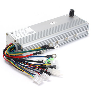 1500W 48V/72V Electric Scooter Brushless Motor Controller For E-bike Scooter