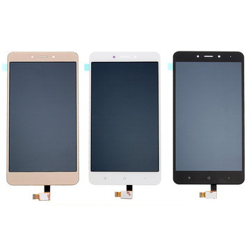 LCD Display+Touch Screen Digitizer Assembly Replacement For Xiaomi Redmi Note 4