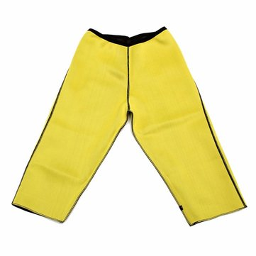 Women Neoprene Body Shaper Waist Slimming Pants Trousers
