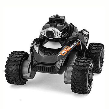 Silverlit Racing RC Car With FPV 30W Pixels VR Glasses HD Video Spy Off-Road Vehicle Toy