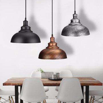 Светодиодное освещение Vintage E27 Ceiling Light