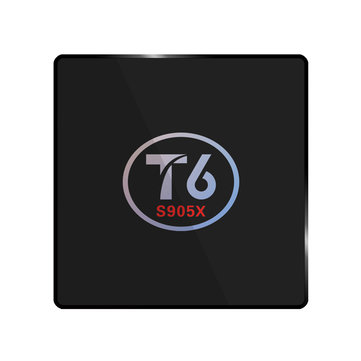 T6 Amlogic S905X 2GB RAM 16GB ROM TV Box