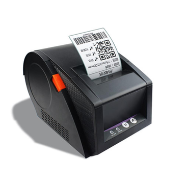 GP3120TU Label Barcode Bluetooth Thermal Printer 20mm to 82mm Barcode Clothing Label Printer