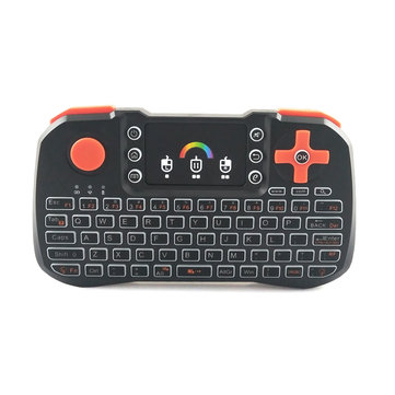 43% OFF For TZ10 touch screen MINI keyboard remote control Air mouse